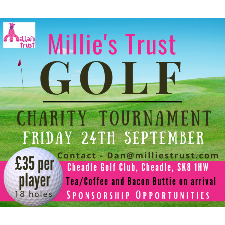 Charity Golf Day 2021
