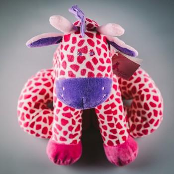 Millie's Trust Soft Toy Giraffe - Pink
