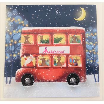 Christmas Cards - Bus 2020