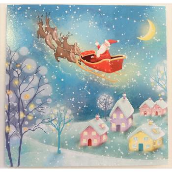 Christmas Cards - Santa