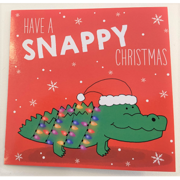 Christmas Cards - Snappy